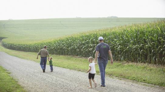 What is the Difference Between a Corporate Farm and a Family Farm?