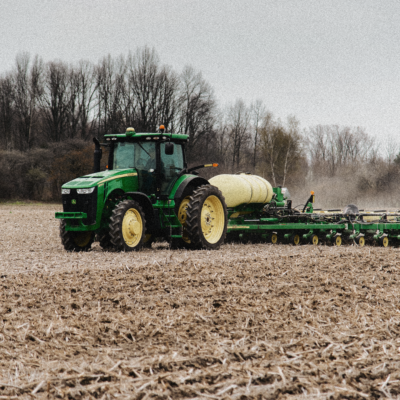 Field Corn Planting is Underway with #CornPlant2020