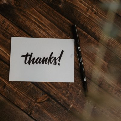 Virtual Ways to Say Thanks to the Teacher
